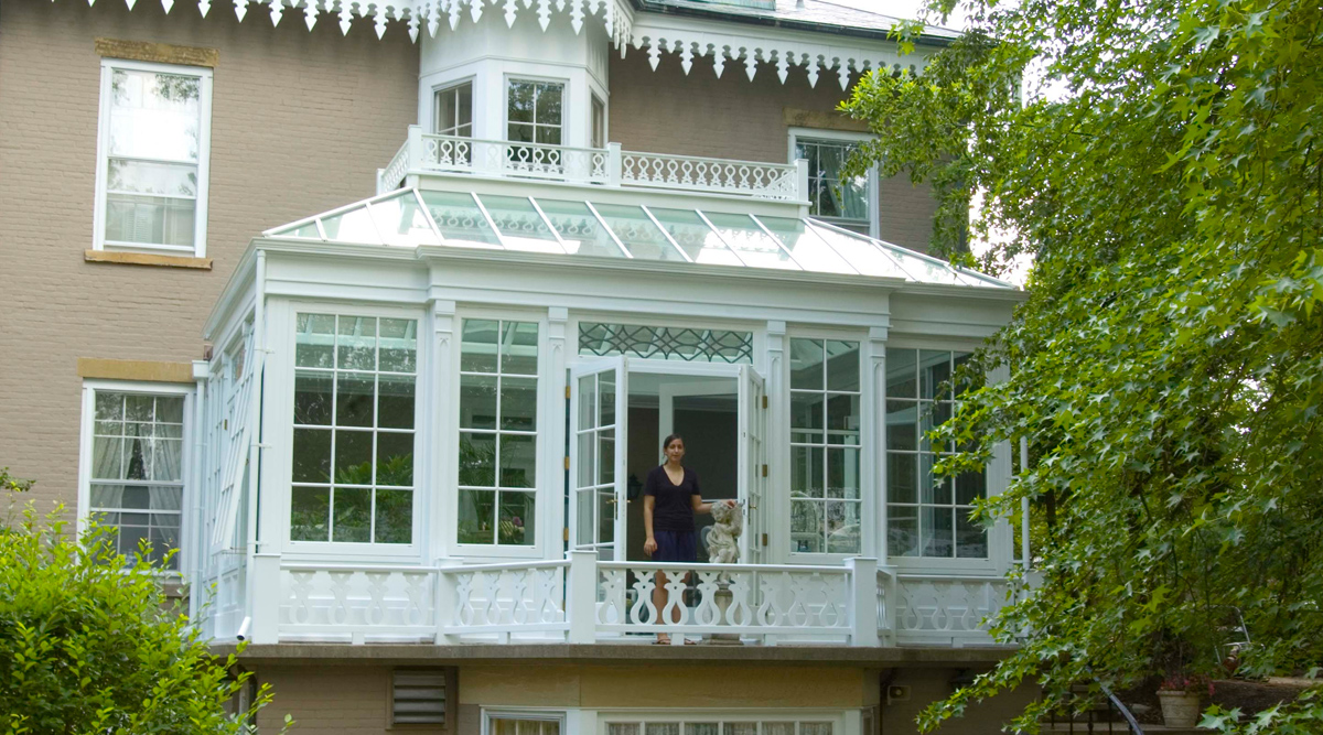 build a balcony Can You Build A Conservatory On A Balcony Home Logic UK
