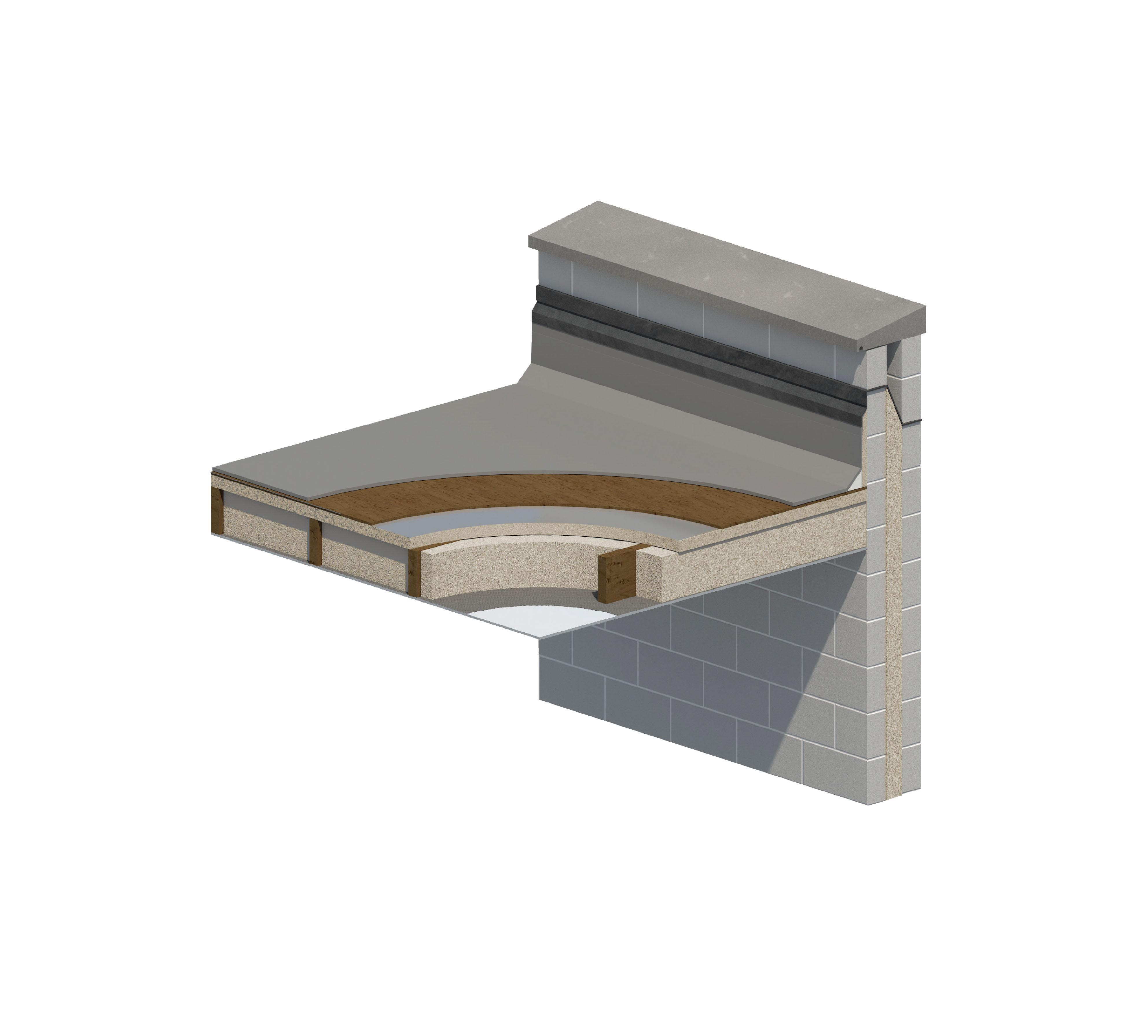 Flat Roof Spray Foam Insulation Home Logic Uk