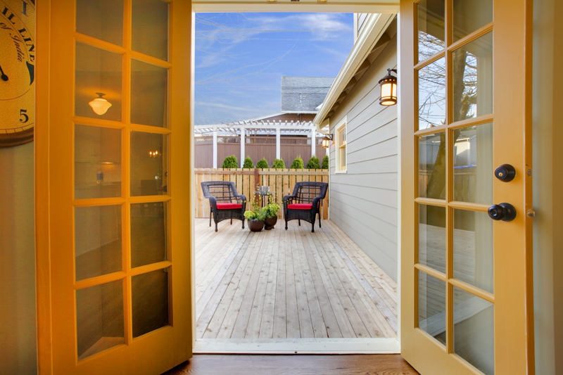 are french doors more expensive than patio doors