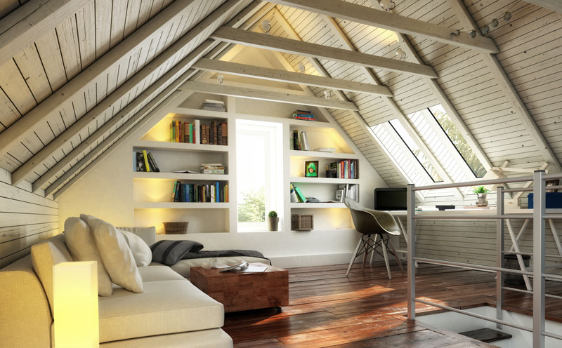 . Turning A Loft Into A Bedroom The Easy Way   Home Logic UK