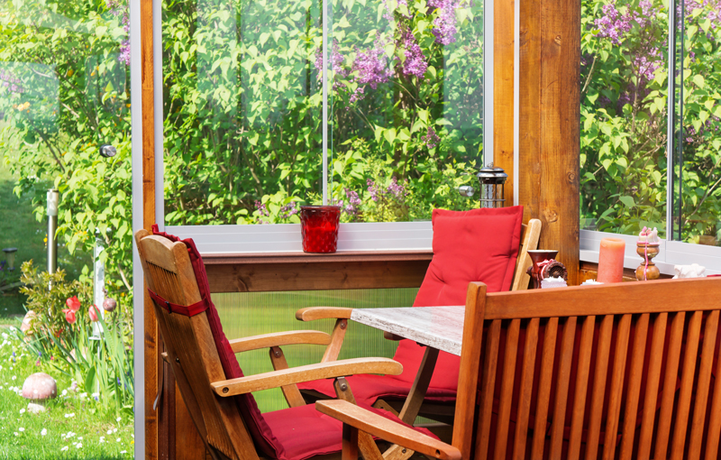 What Are The Best Ways To Decorate A Conservatory
