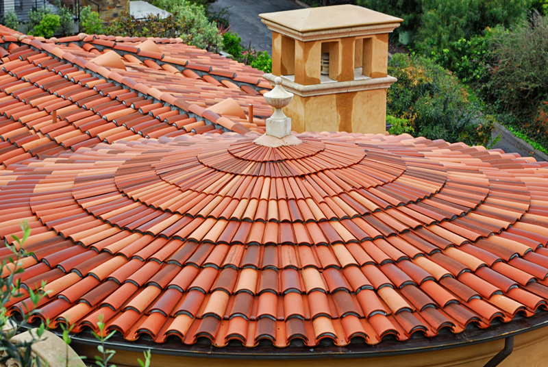 Clay vs Concrete Roof Tiles Advantages