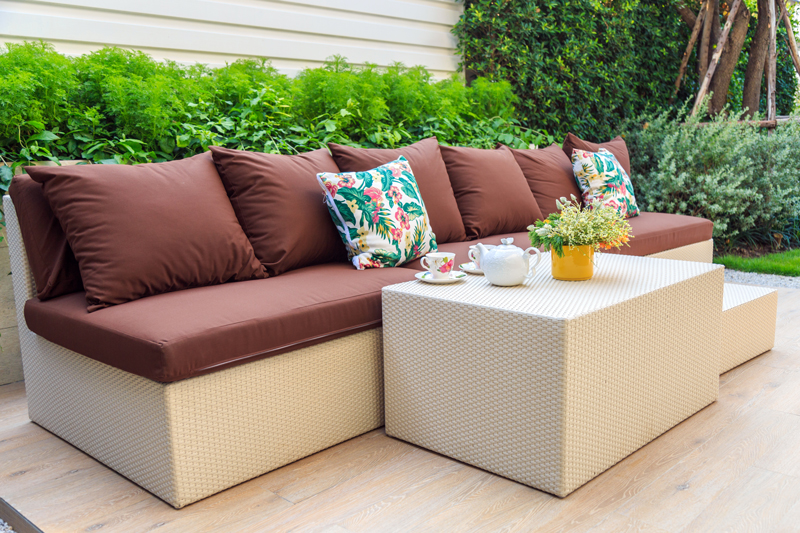How To Create The Ideal Outside Living Space