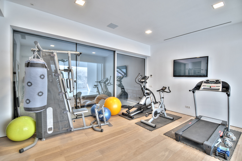 5 Easy Steps To Designing A Home Gym You'll Actually Use