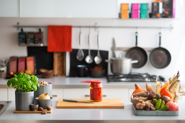 Kitchen Clutter 101 The Guide to a Fashionable Functional Kitchen