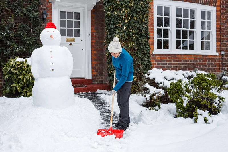 The Big Questions: How Can I Protect My Driveway From Snow?