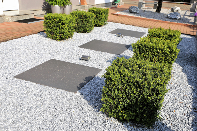 How To Make A Garden With Gravel