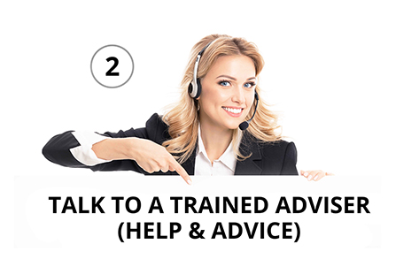 talk to advisor
