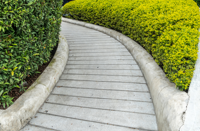 Is Resin Bound Surfacing Suitable For Slopes