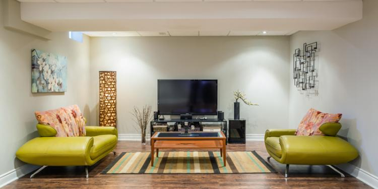 Design Your Basement With the Help of Home Logic