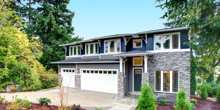 5 Distinctive Driveway Entrance Designs With Stone