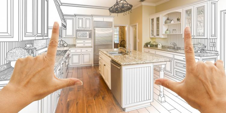 HOW TO...Make An Old Kitchen Look New Again
