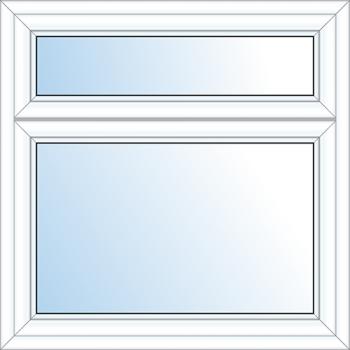 2 Pane Window