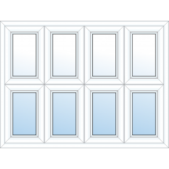 8 Pane Window