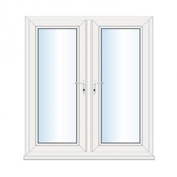 French Door: Fully Glazed