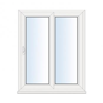 2 Leaf Patio Door