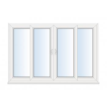 4 Leaf Patio Door