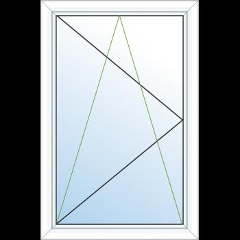 1 Pane Tilt & Turn Window