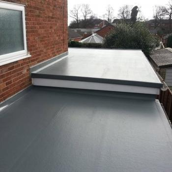 Flat Roofing (Fibre Glass)