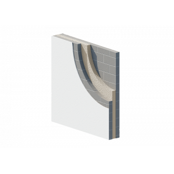 Spray Foam Insulation - Cavity Wall