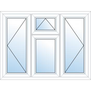 4 Pane Window