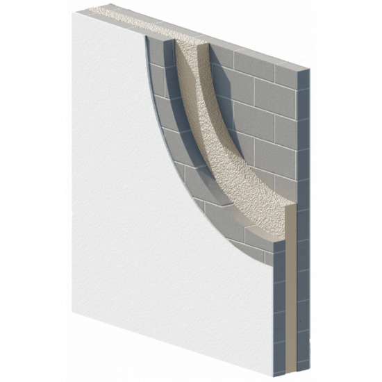 Icynene Pour Fill Cavity Wall Insulation Home Logic Uk