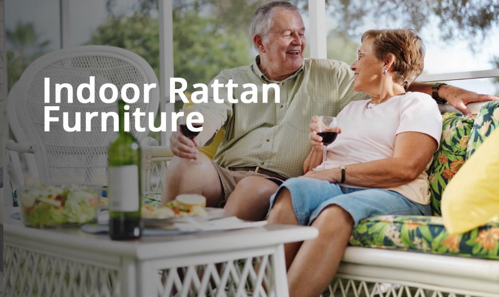 Indoor Rattan Furnitures