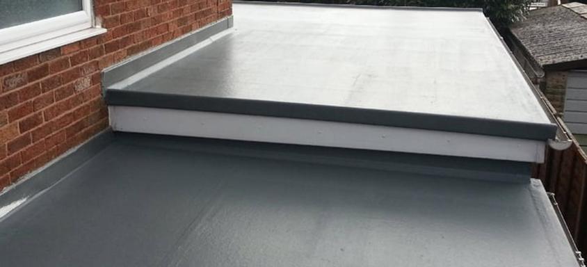 Flat Roofing GRP (Fibreglass)