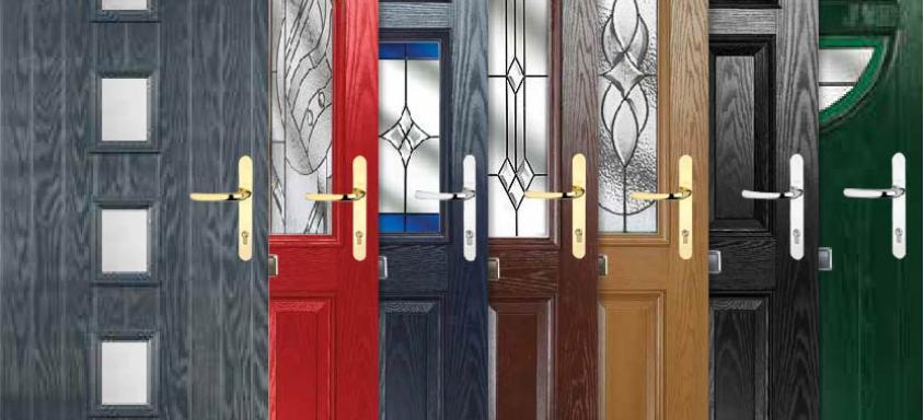 Front Back Doors