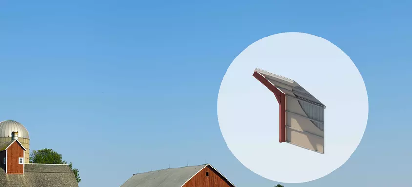Agricultural Barn Spray Foam Insulation Icynene