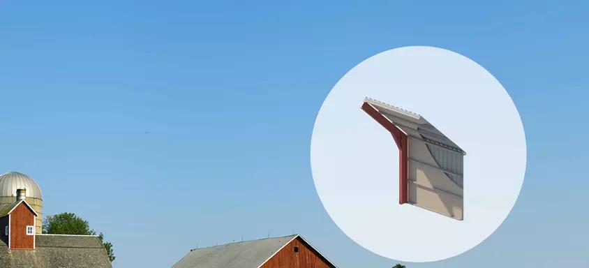 Agricultural Barn Insulation Spray Foam Icynene