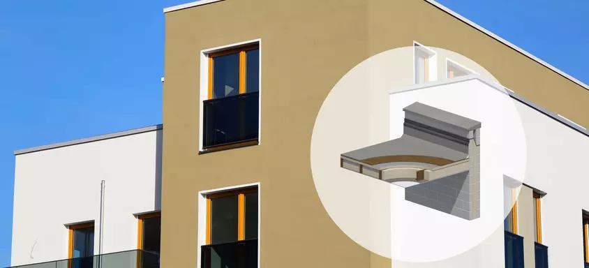 Flat Roofs Insulation Spray Foam Icynene Products