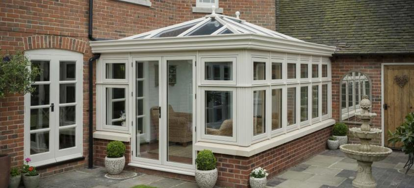 get online Conservatories, Porches Lantern Roofs price cost estimate calculator