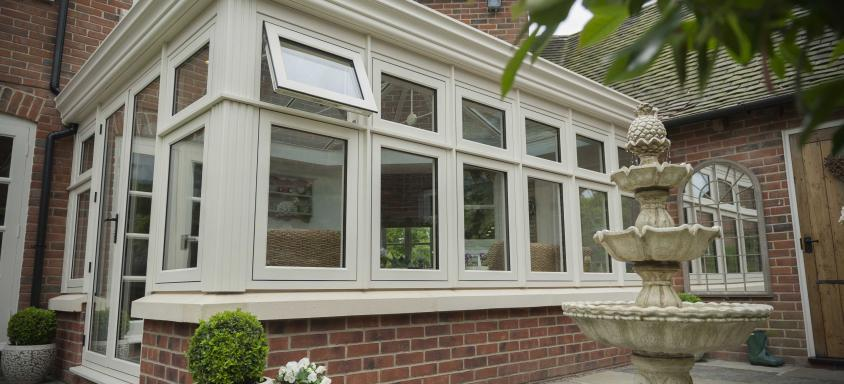 Double Glazed Conservatory Windows