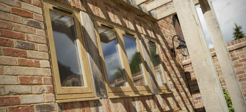 Fully Compatible Double Glazed Windows To Your Home Exterior