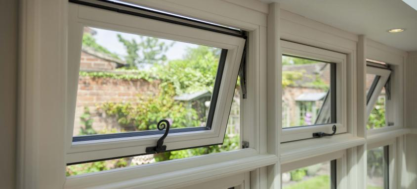 uPVC Casement Double Glazed Windows