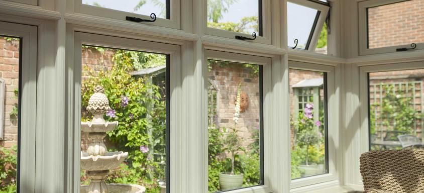 Residence 9 Triple Glazed Windows For Conservatories