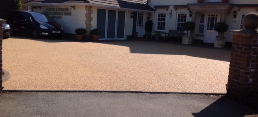 resin driveway ideas