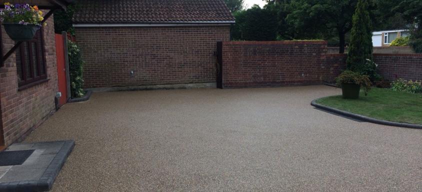 resin driveway uk