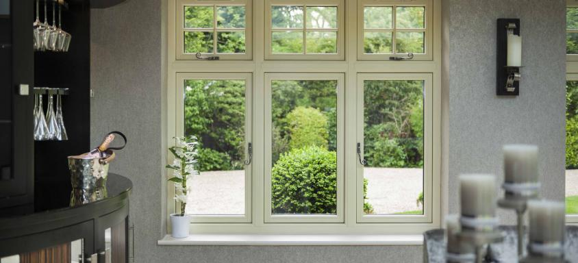 uPVC Aluminium Casement Windows Replacement