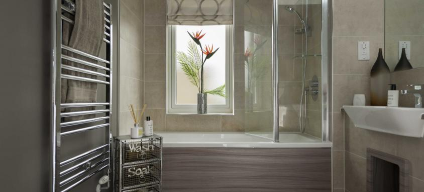 uPVC Tinted Windows For Bathrooms