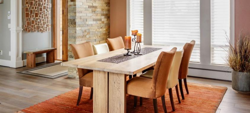 Take Entertaining to Another Level with These 7 Dining Room Rugs