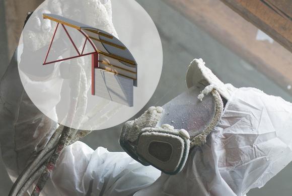 Spray Foam Insulation (Closed Cell)