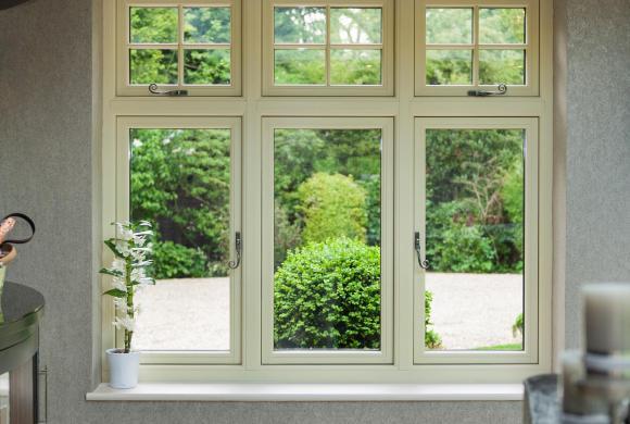 UPVC Casement Windows