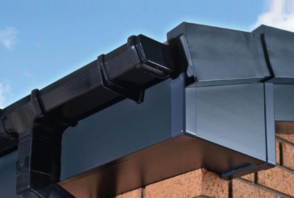 Fascia Soffit and Guttering
