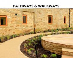 Resin Pathways & Walkways