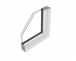 Residence 7 R7 Flush In Double Glazed Windows