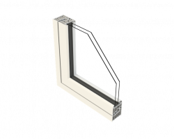 Residence 7 R7 Flush Out Double Glazed Windows