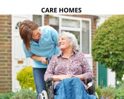 Care homes Resin Surfaces