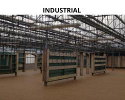 Industrial Resin Surfaces